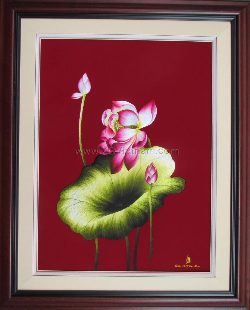 Vietnamese Lotus 39